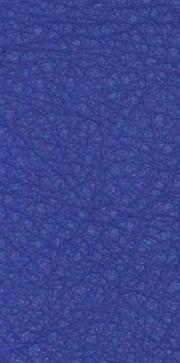TECTA Leder - blau