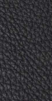 TECTA Leder - schwarz