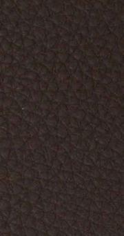 TECTA Leder - schwarzbraun