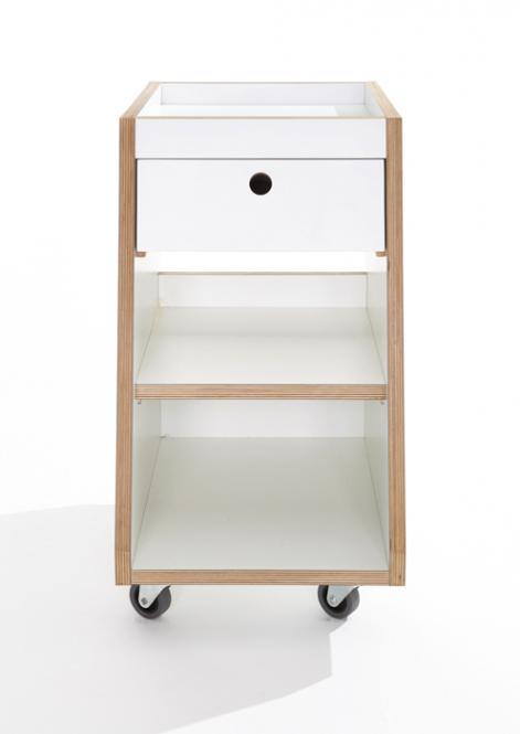 m ller m belwerkst tten slope container design. Black Bedroom Furniture Sets. Home Design Ideas