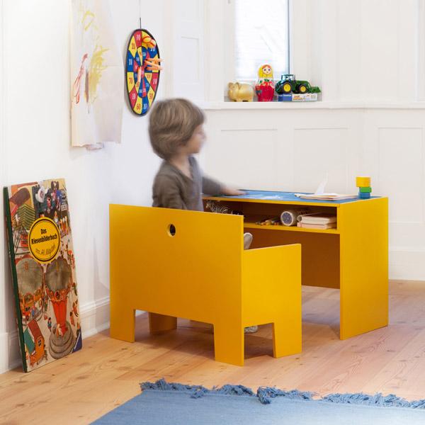 wonder box tisch und sitzbank f r kinder kinku. Black Bedroom Furniture Sets. Home Design Ideas