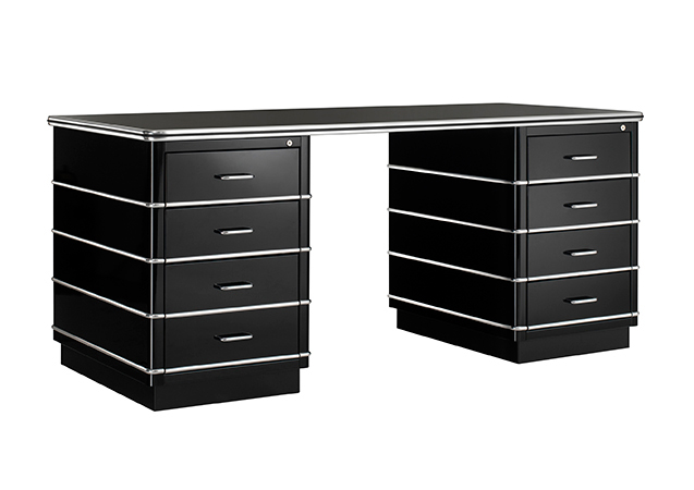 m ller m belfabrikation tb229 schreibtisch kinku. Black Bedroom Furniture Sets. Home Design Ideas