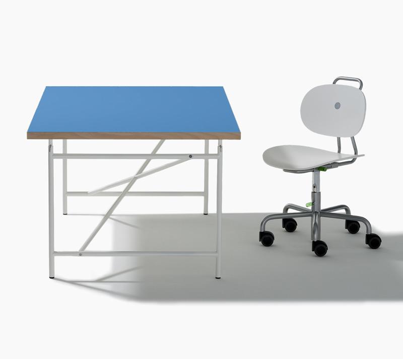 eiermann kindertisch schreibtisch kinku. Black Bedroom Furniture Sets. Home Design Ideas