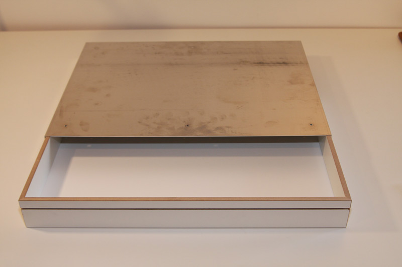 eiermann tisch schublade richard lampert kinku. Black Bedroom Furniture Sets. Home Design Ideas