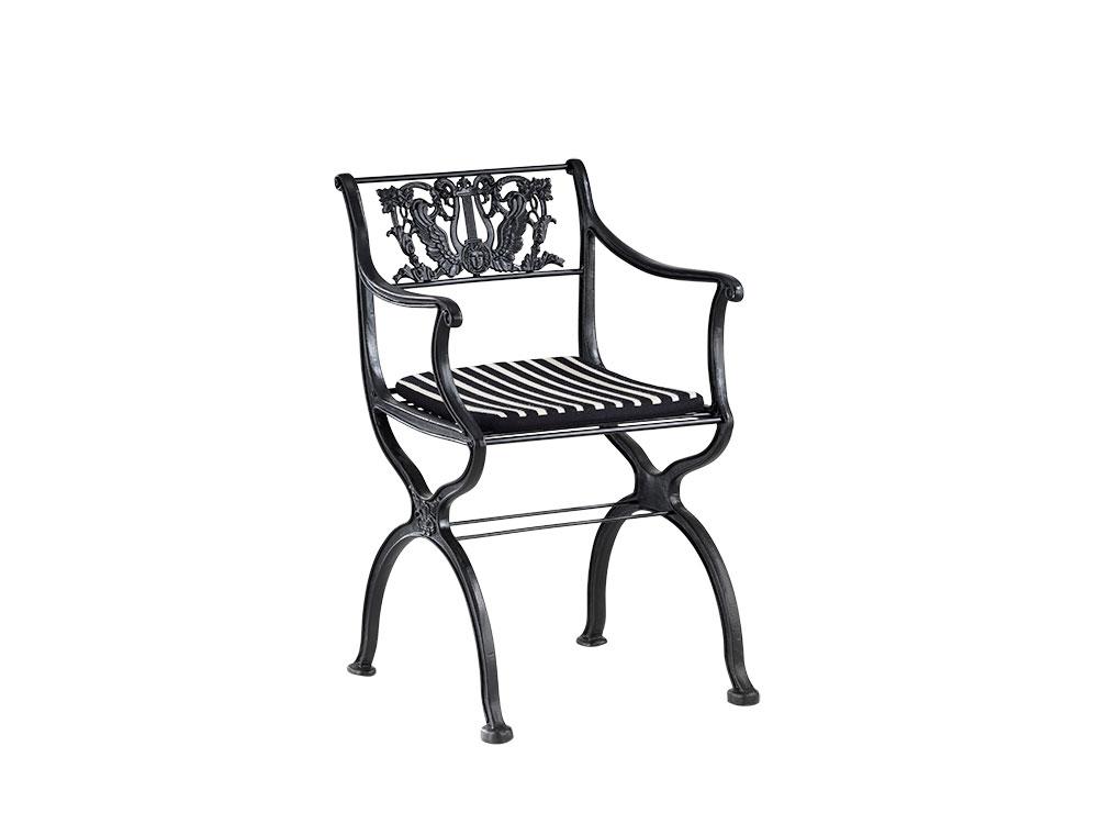 tecta d60 gartenstuhl kinku. Black Bedroom Furniture Sets. Home Design Ideas