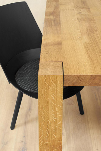 e15 | Holborn | TA22 | Massivholz | Esstisch | Design