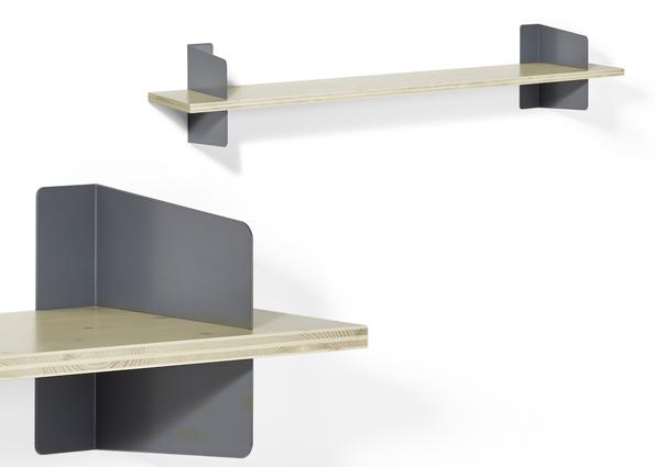 richard lampert atelier wandregal garderobe kinku. Black Bedroom Furniture Sets. Home Design Ideas