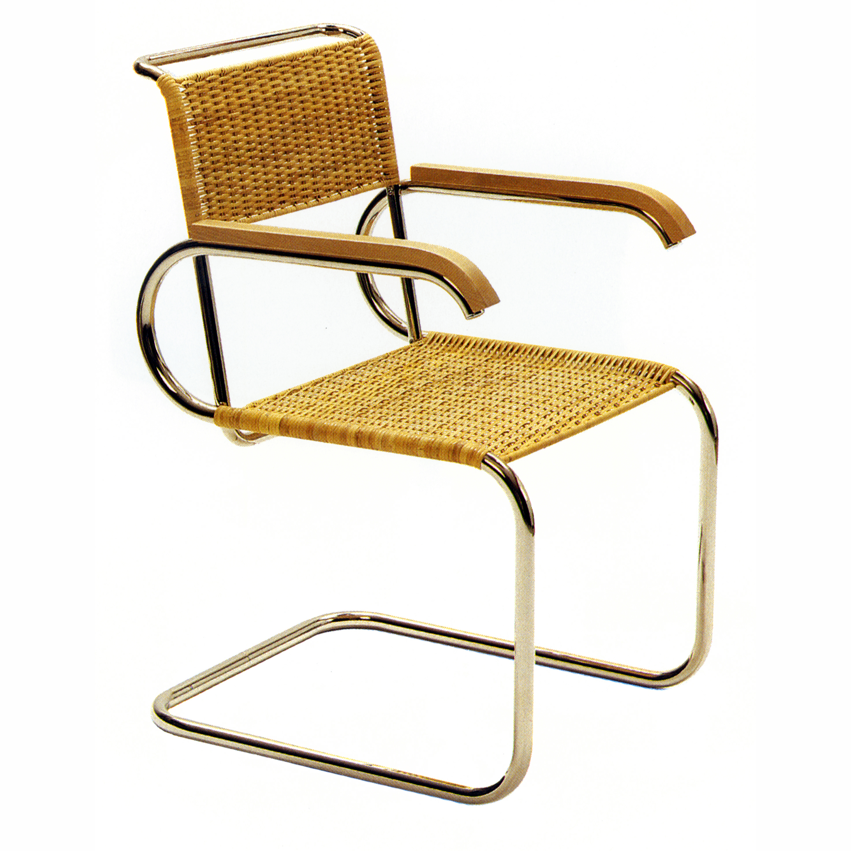 tecta d40 freischwinger kinku. Black Bedroom Furniture Sets. Home Design Ideas
