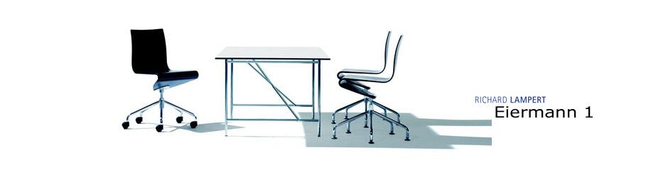 Eiermann Tisch 1 von Richard Lampert